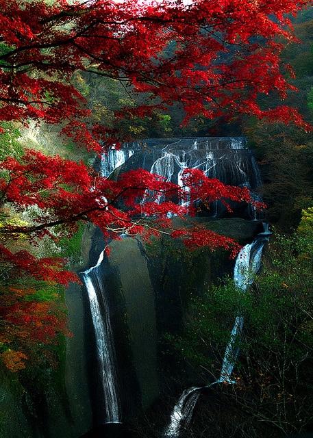 Fukuroda Falls-Ibaraki, Japan